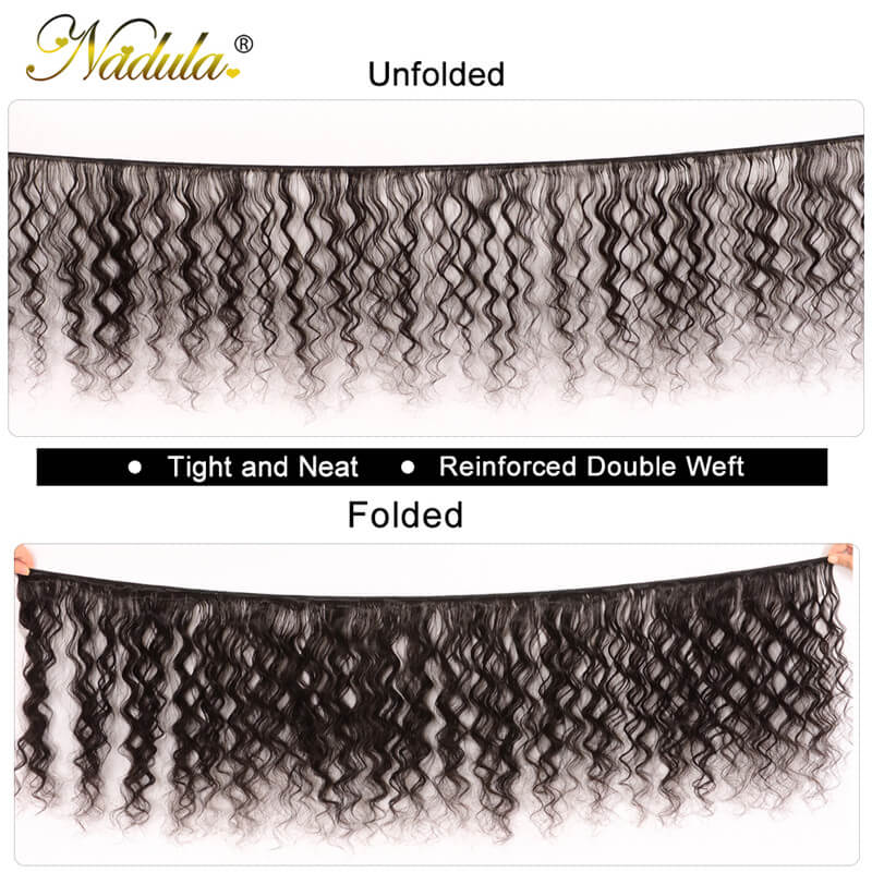 Nadula Deep Wave Virgin Hair Weave