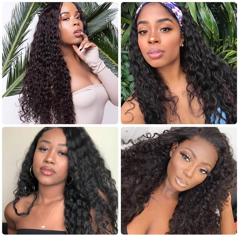 Nadula Quality Brazilian Virgin Hair 3 Bundles Natural Wave Real Brazilian Virgin Human Hair Weave Deal