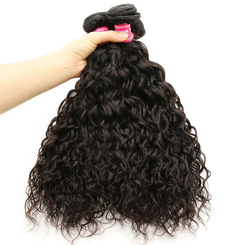 peruvian water wave human hair