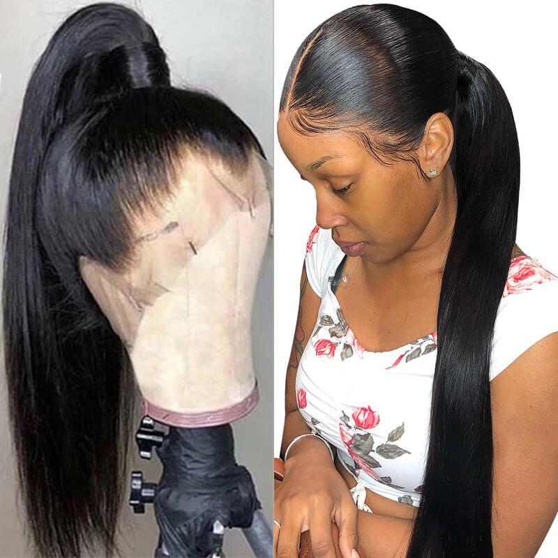 Nadula Silky Straight 360 Lace Wig
