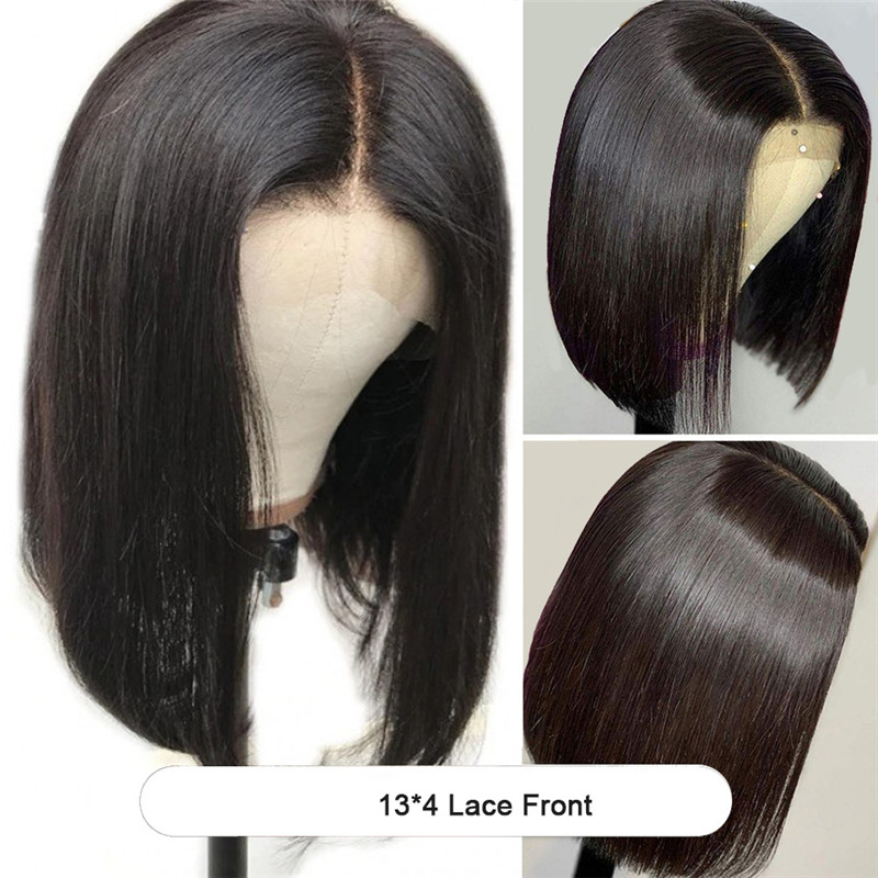 Nadula Straight Short Bob Wig