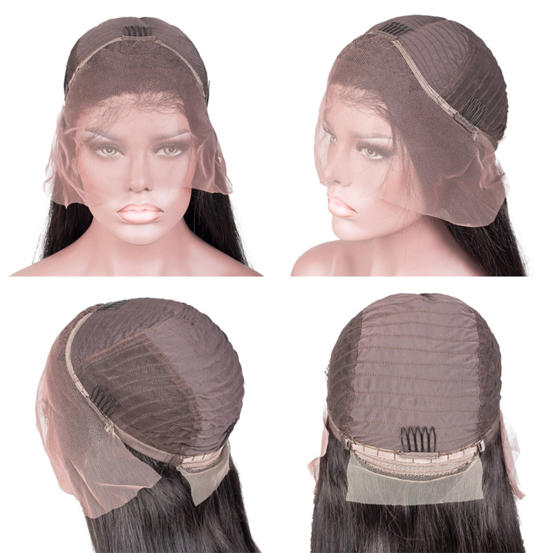 Nadula Straight Short Lace Frontal Bob Wig