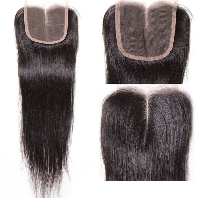 virgin hair bundle deals with closure
