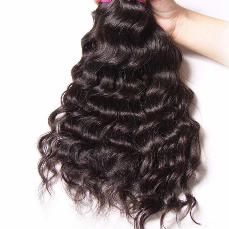 brazilian natural wave virgin hair