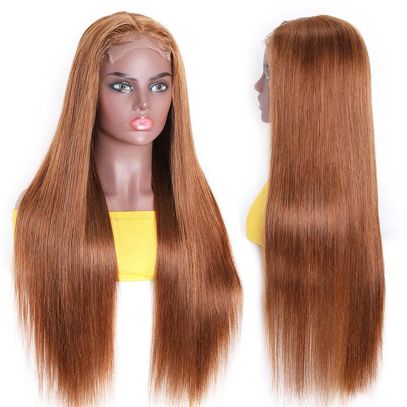 Brazilian Human Hair Wigs With Baby Hair