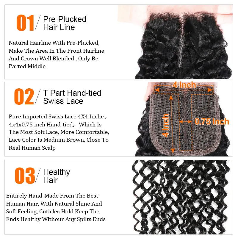 4x0.75 Inch Lace Closure For Cheap