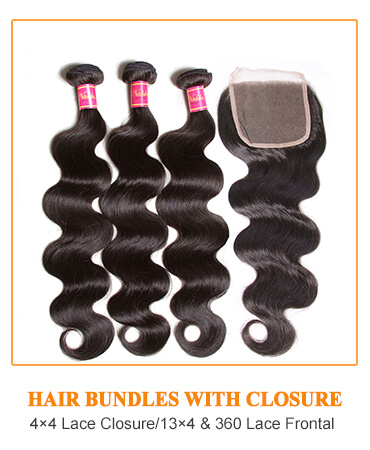 Virgin Brazilian Hair Weave