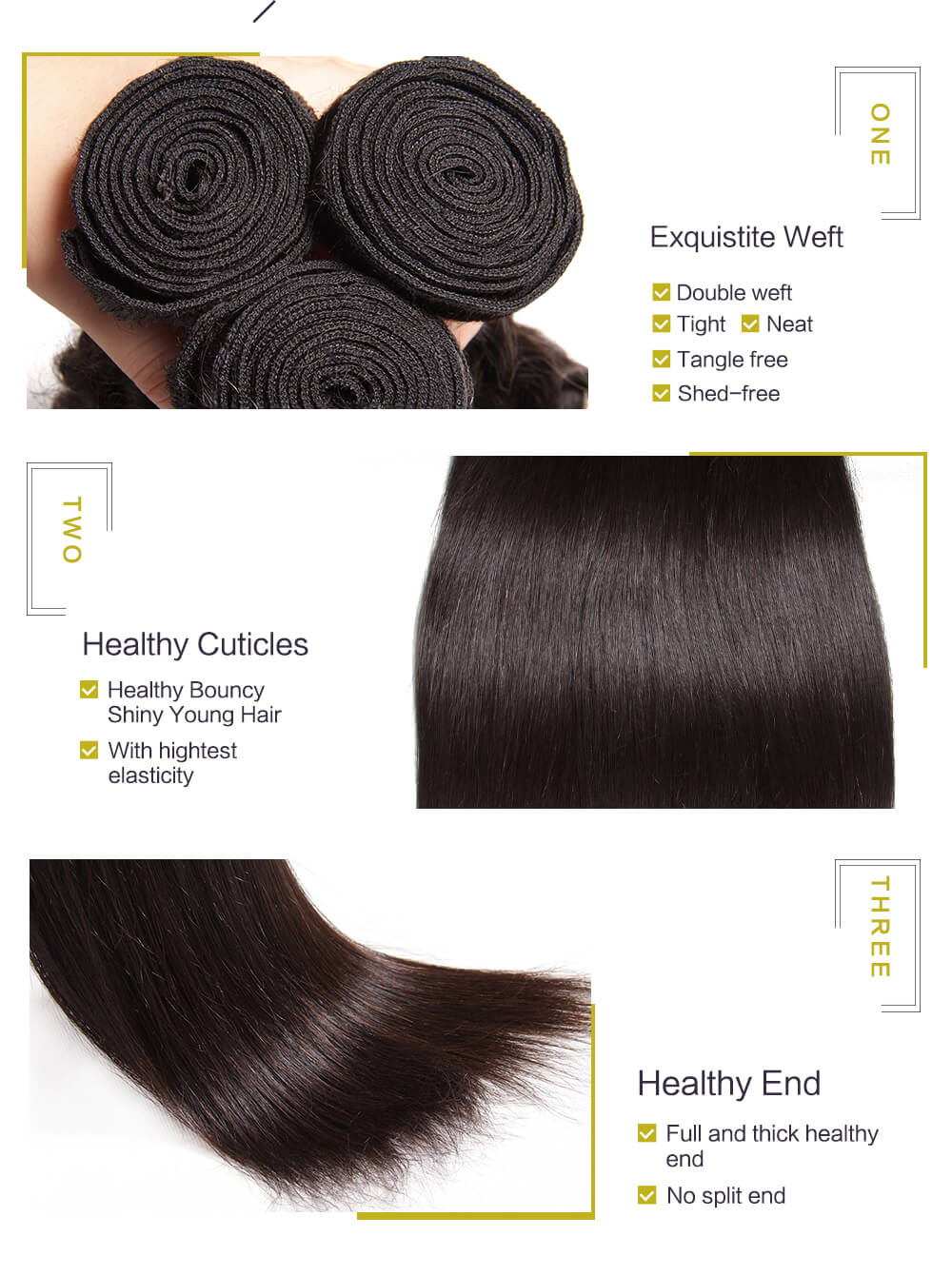 virgin brazilian weave hair