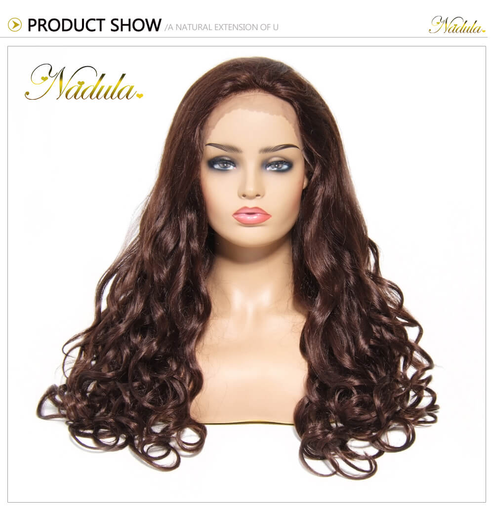 Nadula Lace Front Human Hair Wigs With Baby Hair Long Body Wave 8 ... 78aaa858c84d