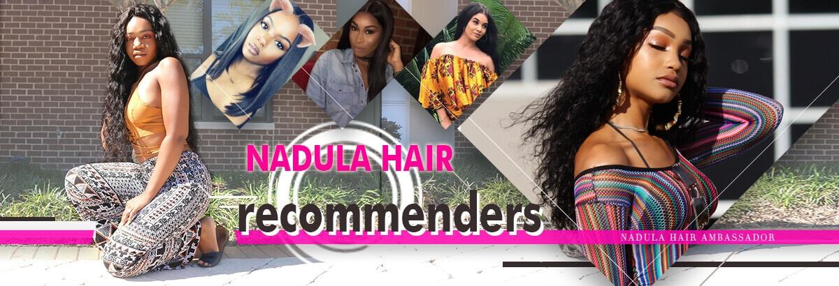 High fashion support--Nadula hair