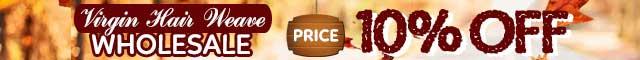 wholesale price 10% off