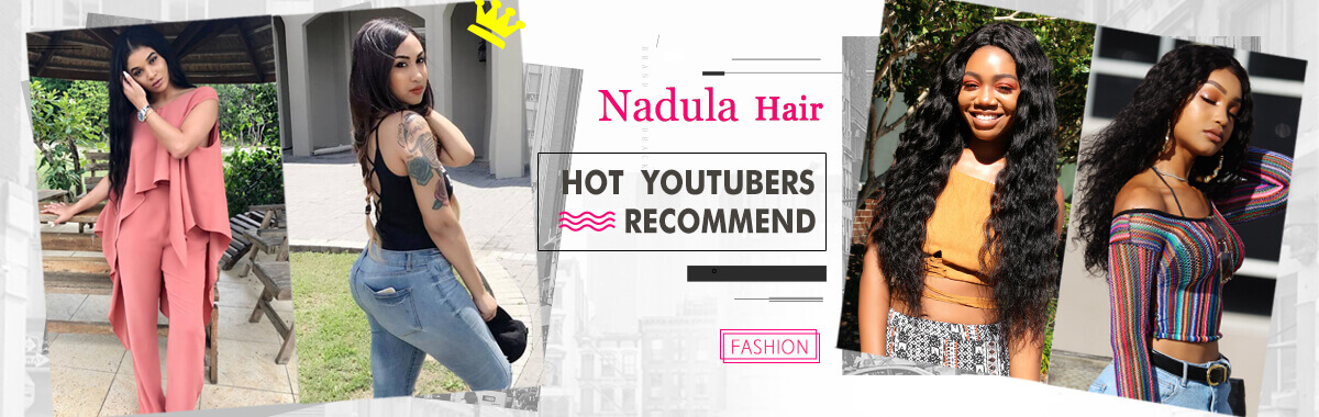 Chrisand queen, Delaila's choice--Nadula hair