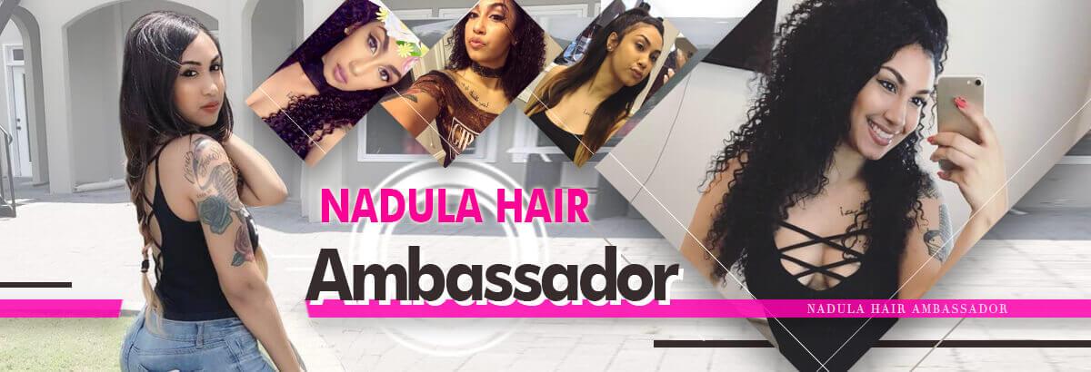 Chrisand queen's choice--Nadula hair