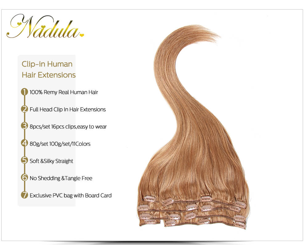 best brand of clip in hair extensions