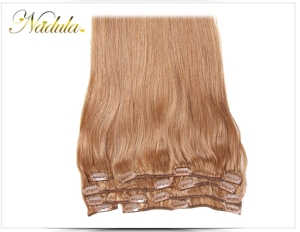 hair extensions clip in human hair