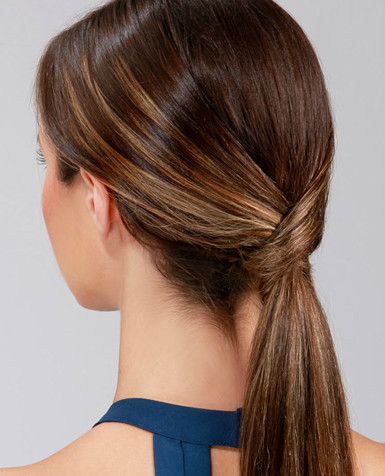 flatten your hair