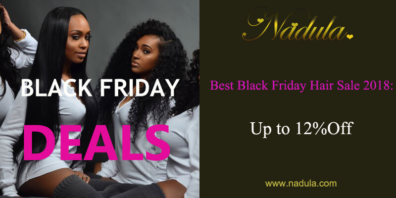 Best Black Friday Hair Sale 2018: Up to 12%Off