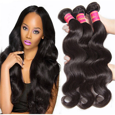 hair style for weave