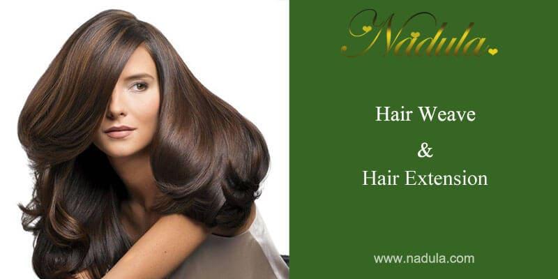 Hair weave & Hair extension