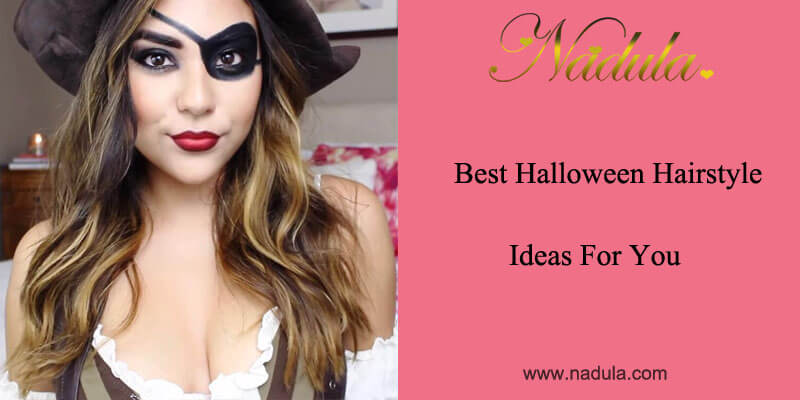 Best Halloween Hairstyle Ideas For You