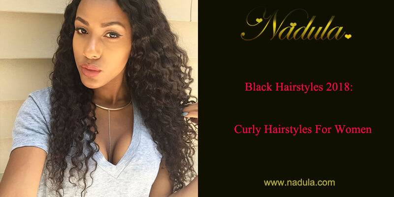 Black Hairstyles 2018: Curly Hairstyles For Women