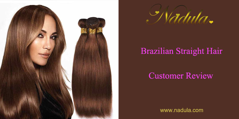Brazilian Straight Hair Customer Review