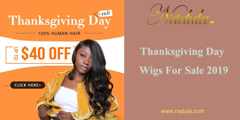 Thanksgiving Day Wigs For Sale 2019