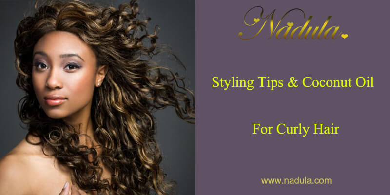 coconut oil curly hair styling styling tips amp coconut for curly hair nadula 3195 | curly hair style care BLOG 109