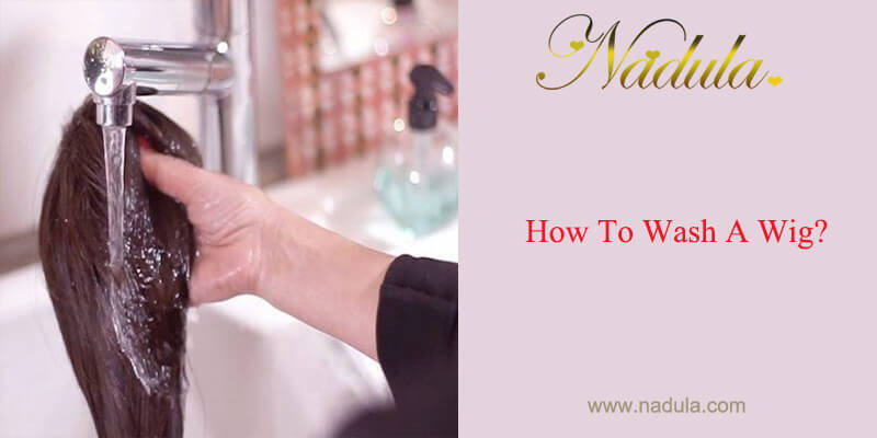 How To Wash A Wig?