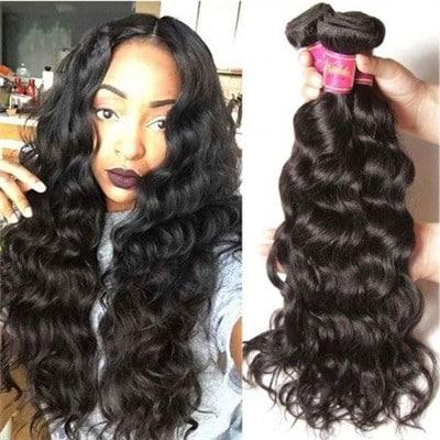 Mink peruvian hair