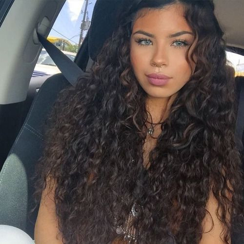 How To Preserve Virgin Brazilian Curly Hair Overnight ... - photo #11