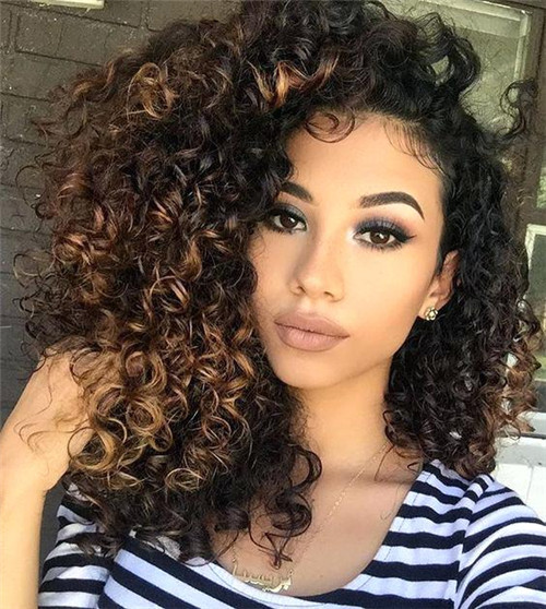 How To Preserve Brazilian Curly Weave Hair Overnight   10db2cff6