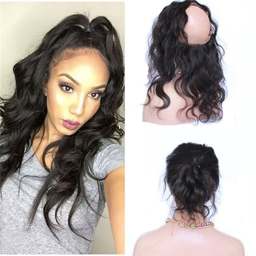 How To Install 360 Lace Frontal Closure With Bundles  60640c4e8e