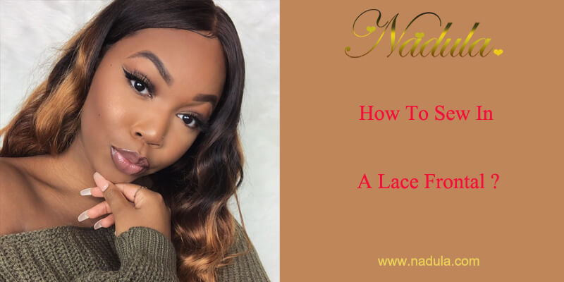 How To Make A Lace Frontal Closure?