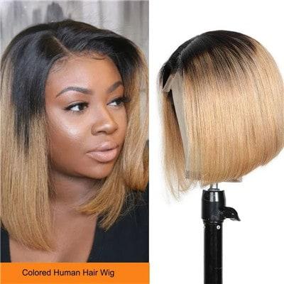Where To Buy Cheap Short Blonde Wigs Nadula
