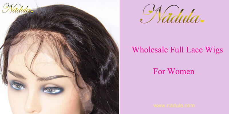 Wholesale Full Lace Wigs For Women