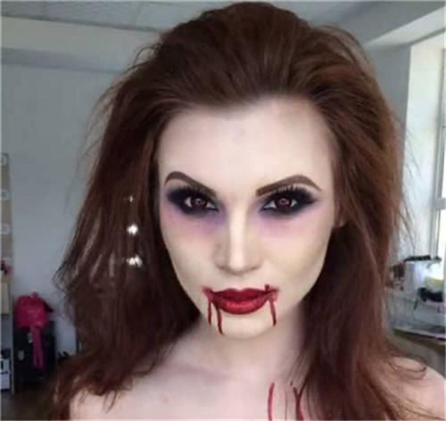 halloween zombie hair