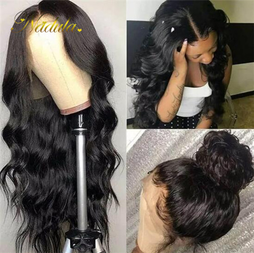 body wave 360 lace front wig