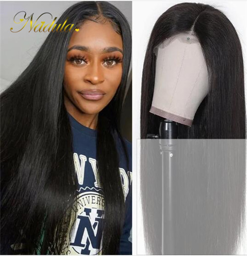 fake scalp 13x4 lace frontal wig
