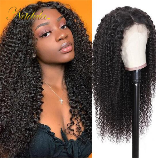 fake scalp pre-plucked glueless lace wig