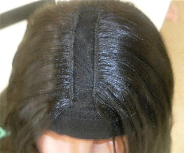 custom u part wigs