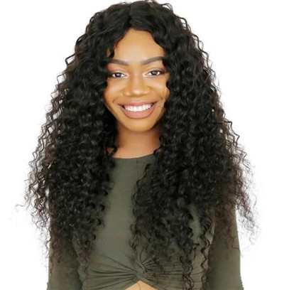 deep wave sew in hairstyles