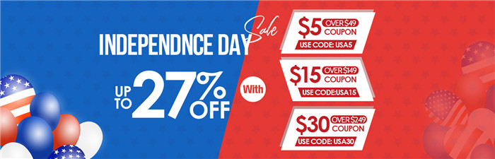 discount natural hair wigs on independence day