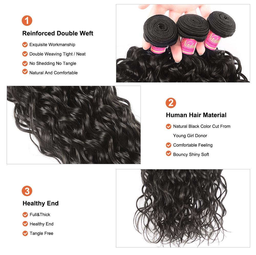 Water Wave Hair Weave