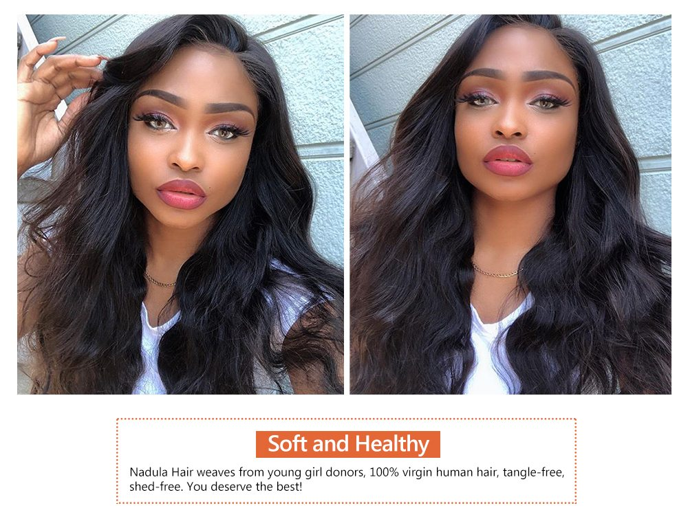 Body Wave 13×6 Lace Frontal
