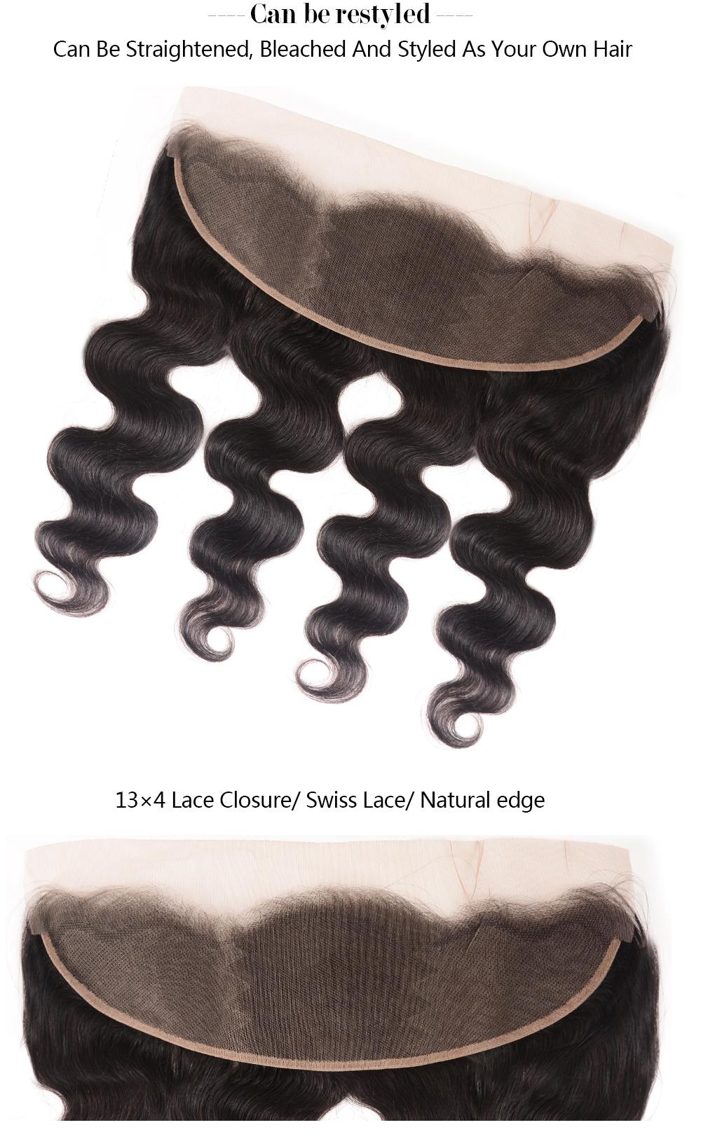 13x4 Ear To Ear Lace Frontal
