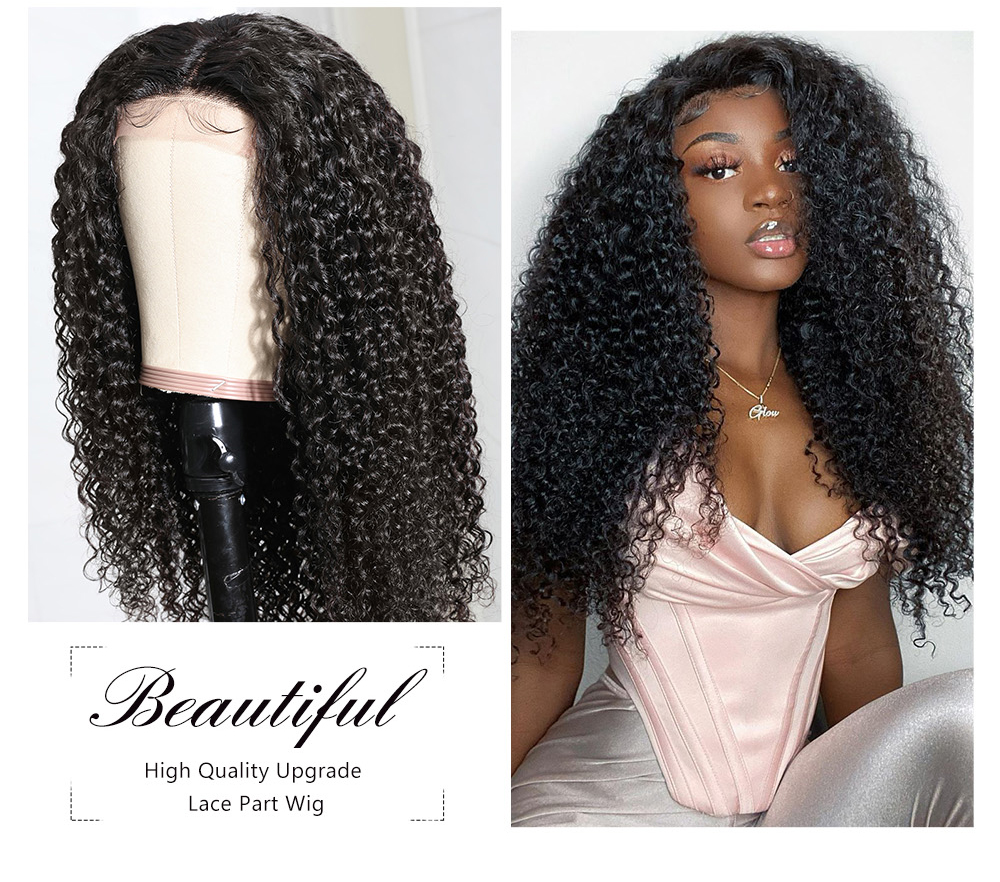 5x5 HD Swiss Lace Front Wigs Breathability 180% Density Curly Wigs With Baby Hair
