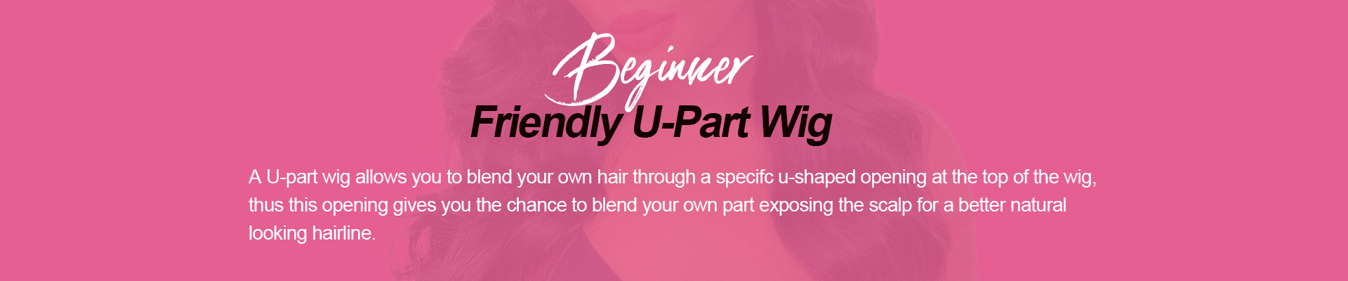 Upart Human Hair Wigs